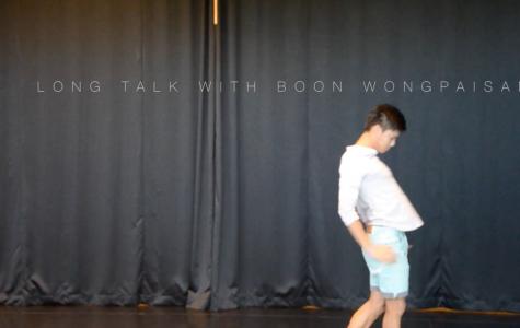 Long Talk with Boon Wongpaisan