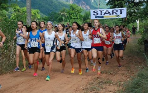 On The Road to Gold – Varsity Cross Country Season Intro