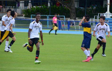 Varsity Boys and Girls Soccer vs. ICS