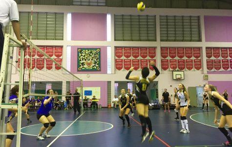 Game Recap Girls Volleyball vs. RIS