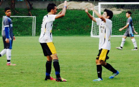 ISB Plays Host to Soccer Powerhouse Traill International