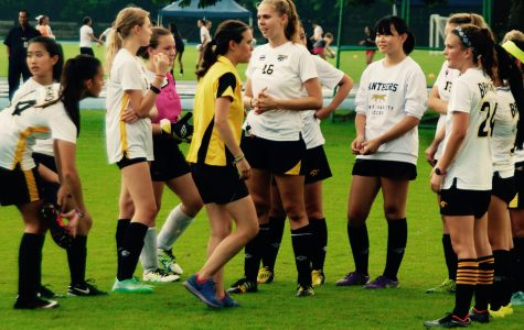 JV Girls Soccer Scare Shrewsbury Storm