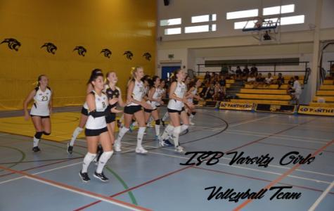 IASAS Volleyball Exhange