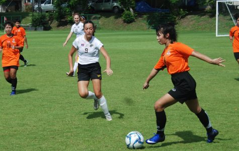 Panthers Pounce on IASAS Soccer Exchange