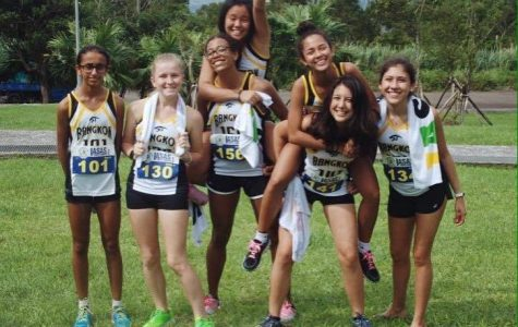 A Team To Remember – IASAS Girls' Cross Country