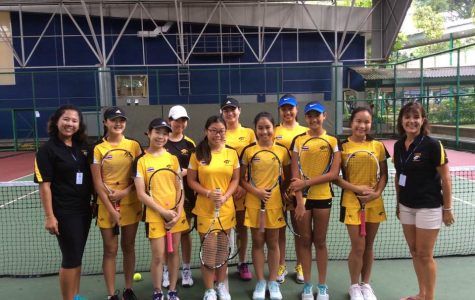 Prepping for Gold – Varsity Girls Tennis Exchange