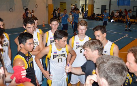 Boys' Volleyball Team Dissatisfied with IASAS Result