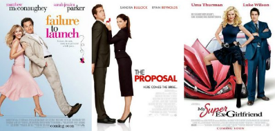 Top 3 Romcom Movies To Watch on Valentine's Day