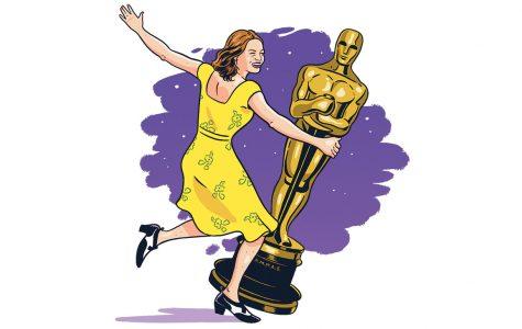 Déjà Vu on Oscar Night
