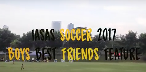 IASAS Soccer Best Friend Tag