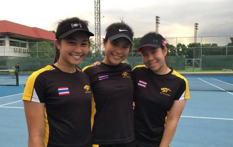 Meet the Girls Tennis Team Captains