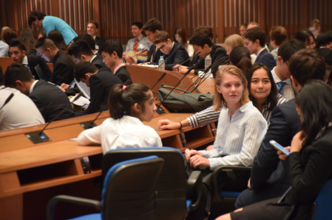 IASAS 2017 MUN Photos