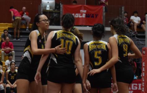 2017 Girls Volleyball IASAS Recap