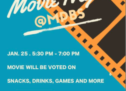 2018 Movie night