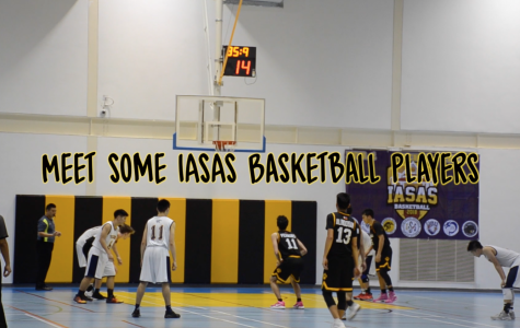Meet Some IASAS Basketball Players