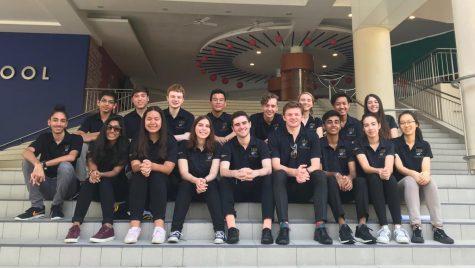 Panther Team Spirit Shines Through at IASAS Forensics and Debate