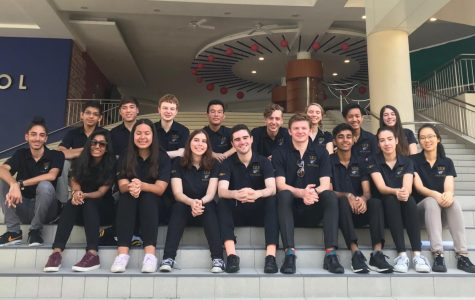 Panther Team Spirit Shines Through at IASAS Forensics and Debate