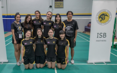 Badminton Girls For Bronze!!!