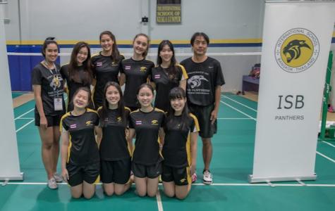 Badminton Girls For Bronze!!!