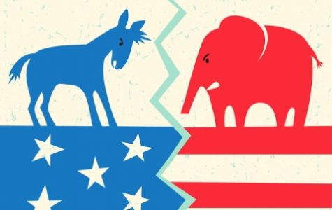 Political Divide in America: Looking from the Outside In
