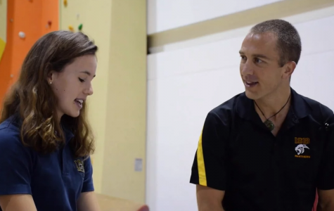 Interview with Mr. Vaughan – ISB Rock Climbing