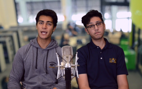 Panther Production Broadcast: October 5th