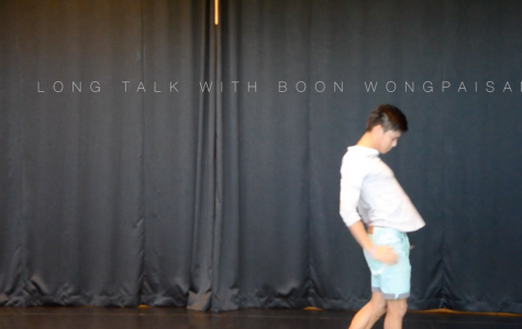 Long Talk with Boon Wongpaisan