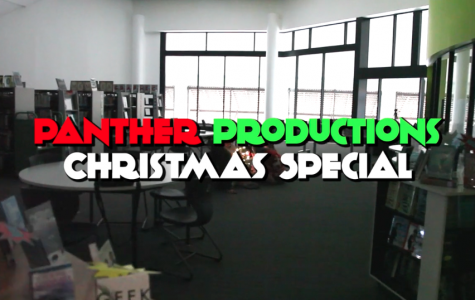 Panther Productions Christmas Broadcast: December 14th
