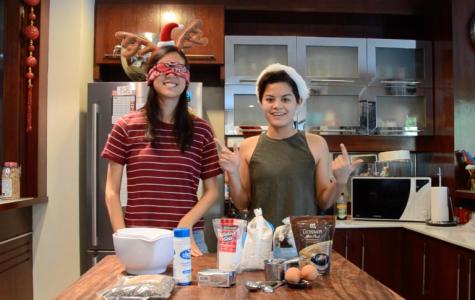 Holiday Baking with Peyton and Stella