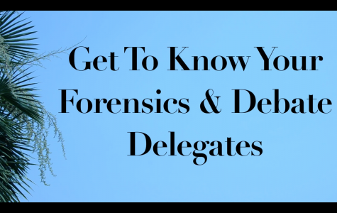 IASAS CC Feature: Get To Know Your Forensics and Debate Delegates
