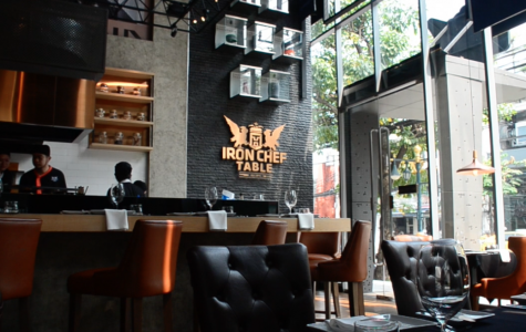 Taste and Tell: Iron Chef Cafe