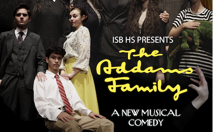 Addams Family Live Musical