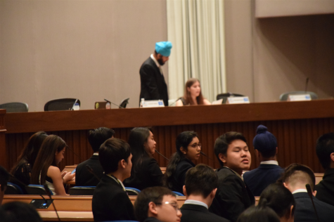 IASAS MUN Feature: Role Models of MUN