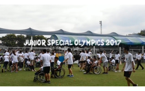 Junior Special Olympics