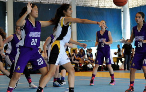 Pre-IASAS Girls Basketball 2018