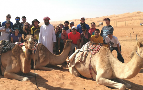 GCW Spotlight: Oman