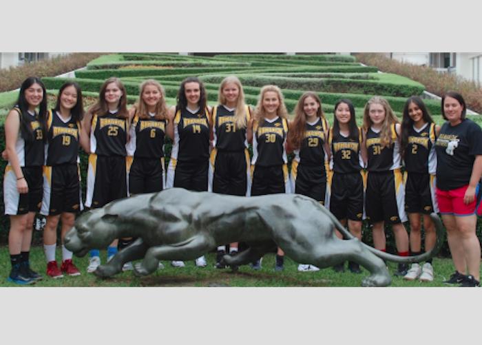 2018 Girls IASAS Basketball Recap