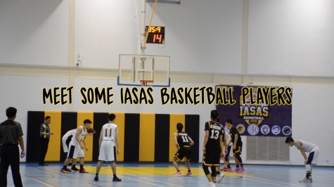 IASAS Basketball Matchmaking