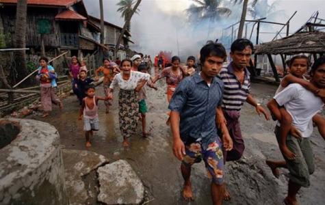 The Rohingya Problem