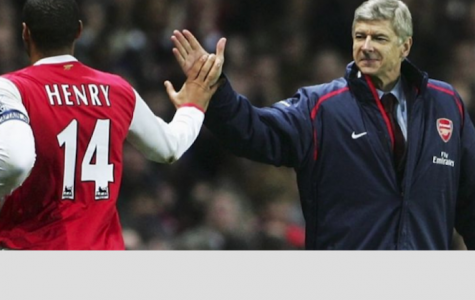 Arsene Wenger deserved to leave?