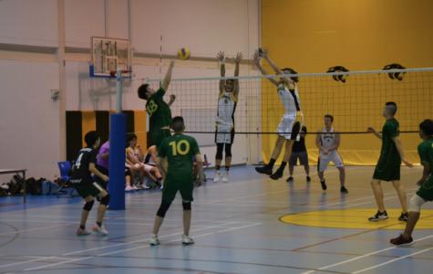Pre-IASAS Volleyball