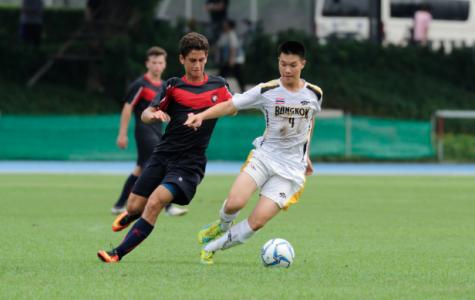 Pre-IASAS Soccer