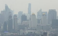 Air Pollution In Bangkok