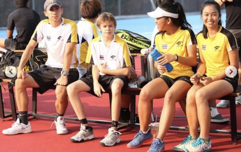 IASAS Tennis Recap