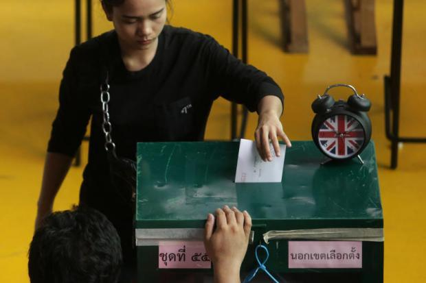 Thai Election Results