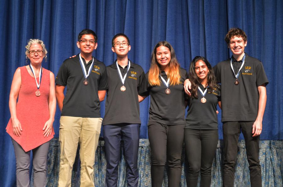 Debate Team Argues to Bronze Medal in Jakarta