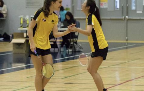 Pre- IASAS Badminton
