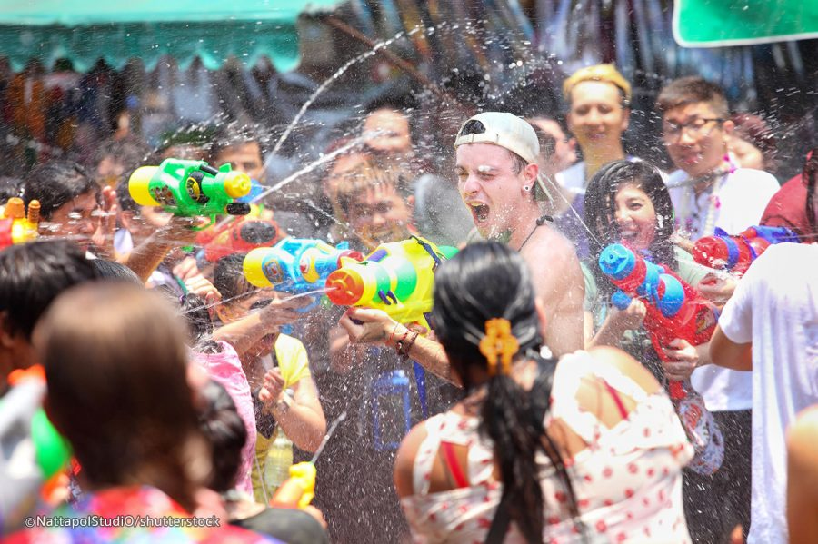 Things You Should Know About Songkran