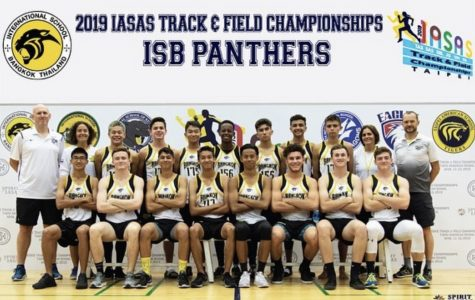 2019 Track and Field IASAS Recap!