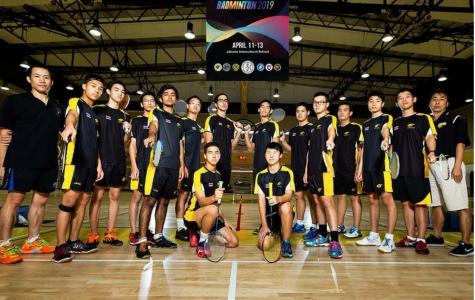 Badminton Panthers Fight Hard in Jakarta